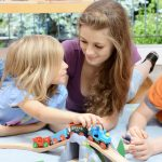 What questions should a babysitter ask before the parents leave?